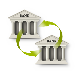 Online asigurare prin transfer bancar